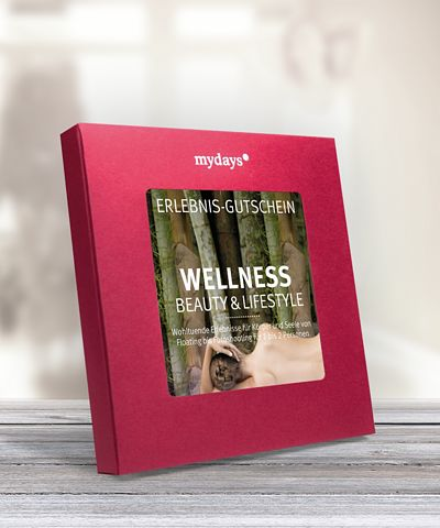 mydays Magic Box: Wellness Beauty und Lifestyle